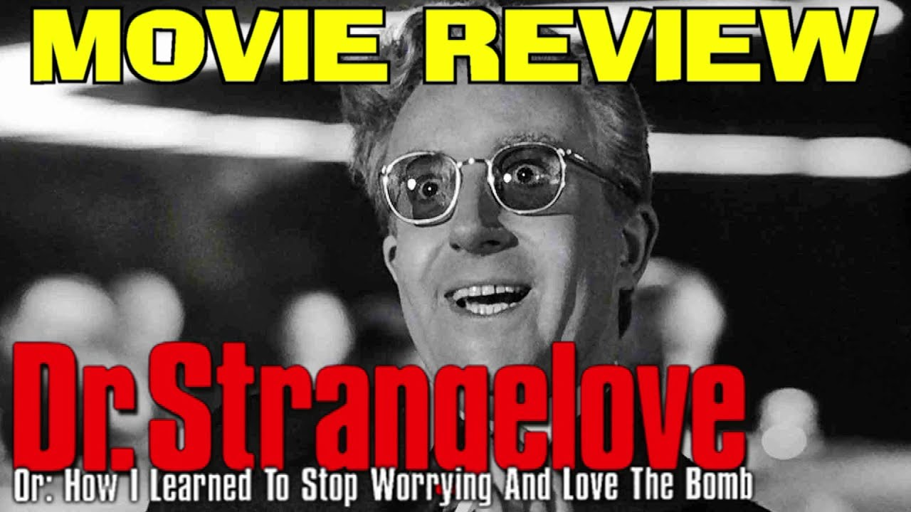 a review of dr strangelove a movie by stanley kubrick List of recurring cast members in stanley kubrick both characters as parodies of movie clichés prefigures dr strangelove in kubrick's film.