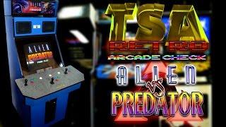 Download TSA Retro - Arcade Check - Alien vs Predator [HD]