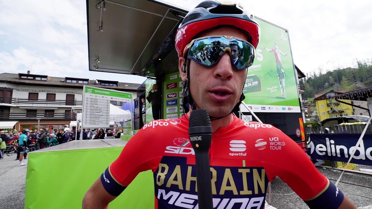 "Vincenzo Nibali: ""The feelings are good. Sky's strong, but..."""