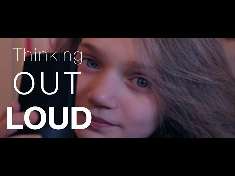 Ed Sheeran - Thinking Out Loud - Cover by 11 Year Old Sapphire
