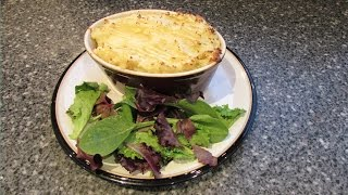 Vegetable Pie With Mustard Mash Topping