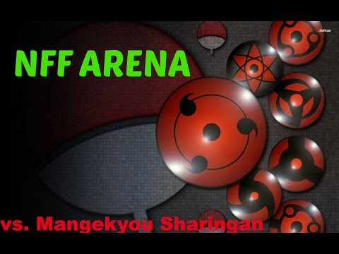 NFF - Arena Fight (vs Mangekyou)