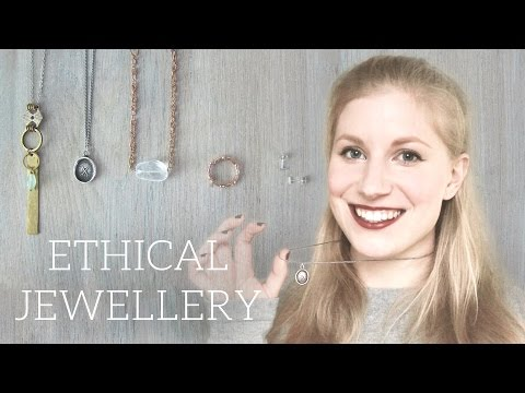 Ethical & Eco-Friendly Jewellery
