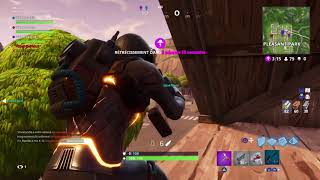 Fortnite clip avec ma team