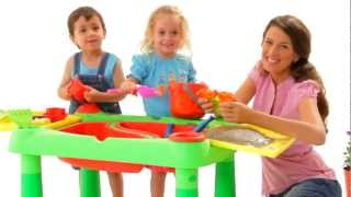 Keter Kids Sand&water Play Table