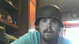 nazi helmet fun