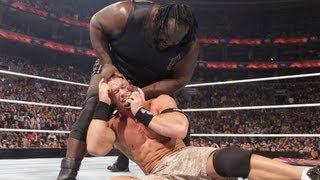 John Cena vs. Mark Henry: Raw, March 19, 2012
