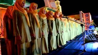 LPTQ Kabupaten Bengkalis - Mars MTQ SMAN 2 BENGKALIS