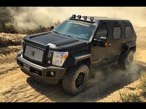 US Specialty Vehicles Rhino GX - (Dirt) One Take