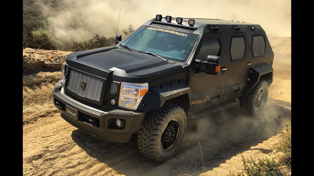 US Specialty Vehicles Rhino GX Dirt One Take YouTube