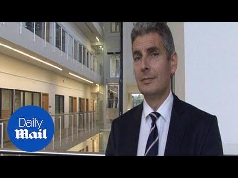 Detective Superintendent Robert Vinson on Tiltman case - Daily Mail