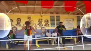 Dancehall Choreography - Jamaican Dance Mashup - Ameika and Swizzle