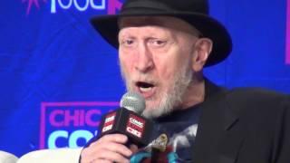 The Frank Miller C2E2 Interview Panel about Return of The Dark Knight, Batman, Sin City, Robocop