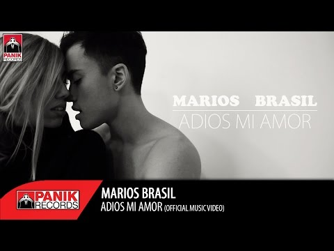 Marios Brasil - Adios Mi Amor   Official Music Video