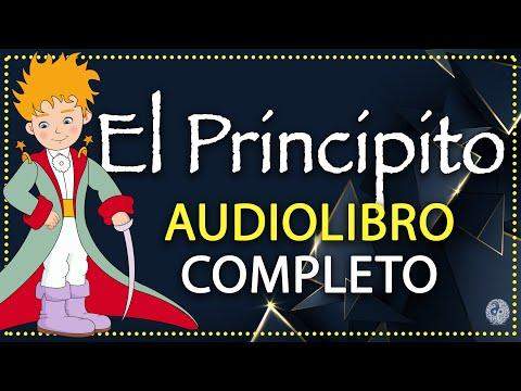 Audiolibros Gratis en Español Completos [EL PRINCIPITO | ANTOINE DE SAINT EXUPERY] Libro Voz Humana