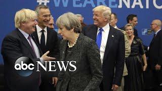 Boris Johnson replaces Theresa May as UK prime minister