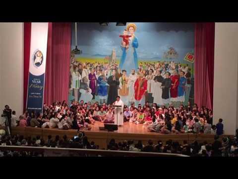 Linh Mục Vũ Thế Toàn - Đai Hội Thánh Mẫu 2016 - Lòng Chúa Thương Xót