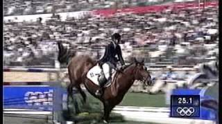 Malin Baryard - Butterfly Flip - Sydney 2000