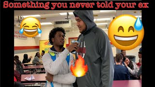 One thing you never told your ex (Maplewood edition)