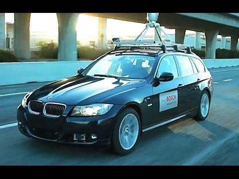 Bmw Self Driving Car By Bosch Bmw Driverless Car Bmw