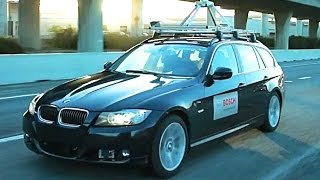 BMW Self Driving Car by Bosch!  BMW Driverless Car BMW Autonomous Car CARJAM TV 2016
