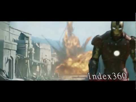Marvel´s The Avengers Music Video ((HD))