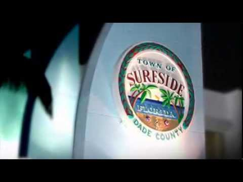 Experience The Miami Town of Surfside in Florida