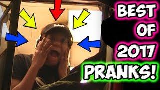 BEST OF 2017 PRANKS!! 2017 Video
