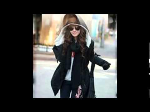 куртки парки женские молодежные