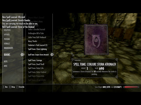 Full-Download] Skyrim-console-commands-full-list-and-usefull-ones-pc ...