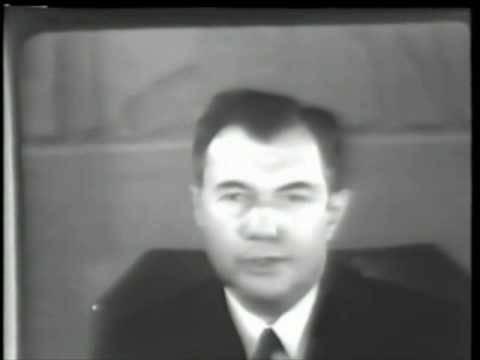 Robert H. Jackson newsreel clips, 1938-1946