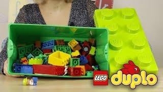 Klocki Lego Duplo, Pudełko Pełne Zabawy 10580