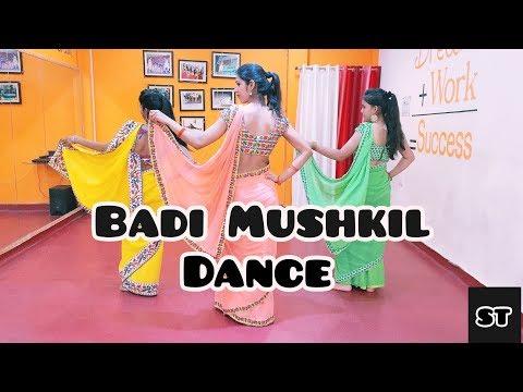 Badi Mushkil (Video Song) | Madhuri Dixit | Choreography by Shalu Tyagi.