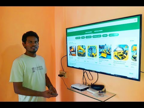 "(Hindi) Onida 43"" Full HD SmartTV Review 