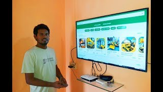 """(Hindi) Onida 43"""" Full HD SmartTV Review 