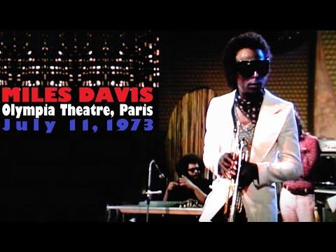 Miles Davis- July 11, 1973 Olympia Theatre, Paris