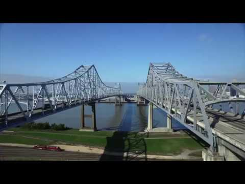 TRICENTENNIAL MOMENTS: Crescent City Connection