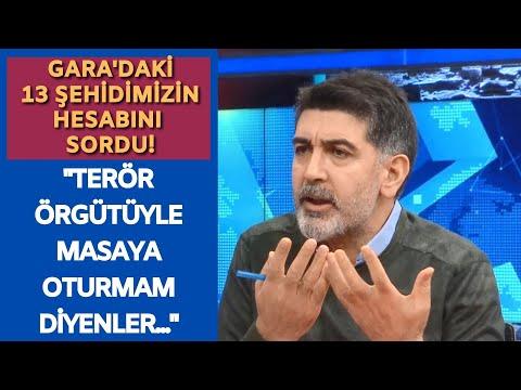 Levent Gültekin'den 'Gara' değerlendirmesi: Terör örgütüyle masaya oturmayız diyenler...