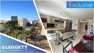 Beautiful apartment for sale near the old town of Nice on the French Riviera - Ref.: 108337TLL06