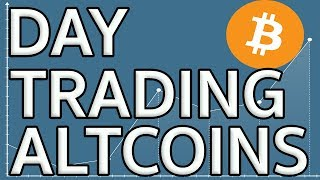 BEST DAY TRADING STRATEGIES FOR CRYPTOCURRENCY. ALTCOIN TECHNICAL ANALYSIS