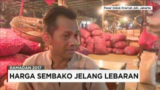 Harga Sembako Jelang Lebaran