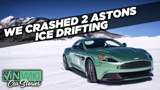 We DESTROYED 2 brand new Aston Martins