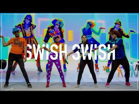 SWISH SWISH | Just Dance Universal  | Cosplay Dance | Comic-Con Россия 2017