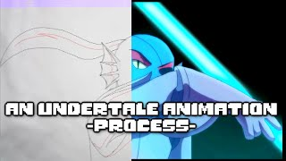 Undertale Animation Process (Using FlipaClip, Medibang Paint, and Sony Movie Studio 12) thumbnail