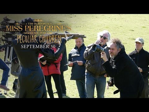 Miss Peregrine's Home For Peculiar Children | The Vision of Tim Burton | 20th Century FOX Mp3