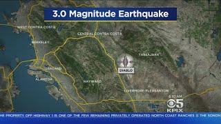 QUAKE SWARM: Four small quake rattle Danville area