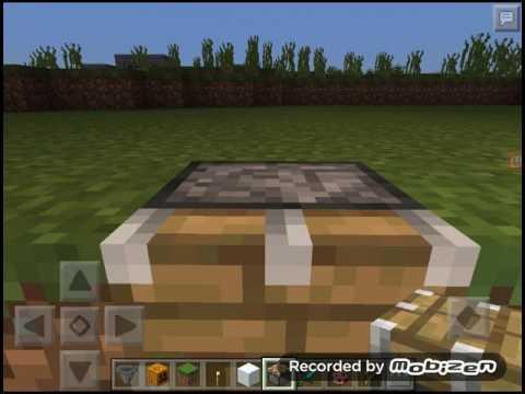 Tuto ferme vache cochon mouton et poule dans minecraft - Poule minecraft ...