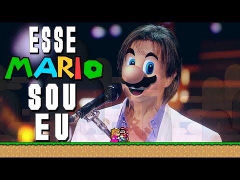 Esse Mario Sou Eu ♫ - Paródia Roberto Carlos Esse Cara Sou Eu