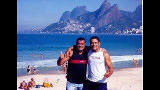 Rickson Gracie & Sergio Malibu