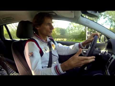 LXRY TV Jaguar met oud-prof tennisser Paul Haarhuis